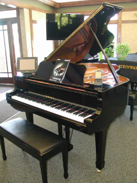 2005 yamaha dc3m4 grand 6 39 1 for Yamaha pianos dc